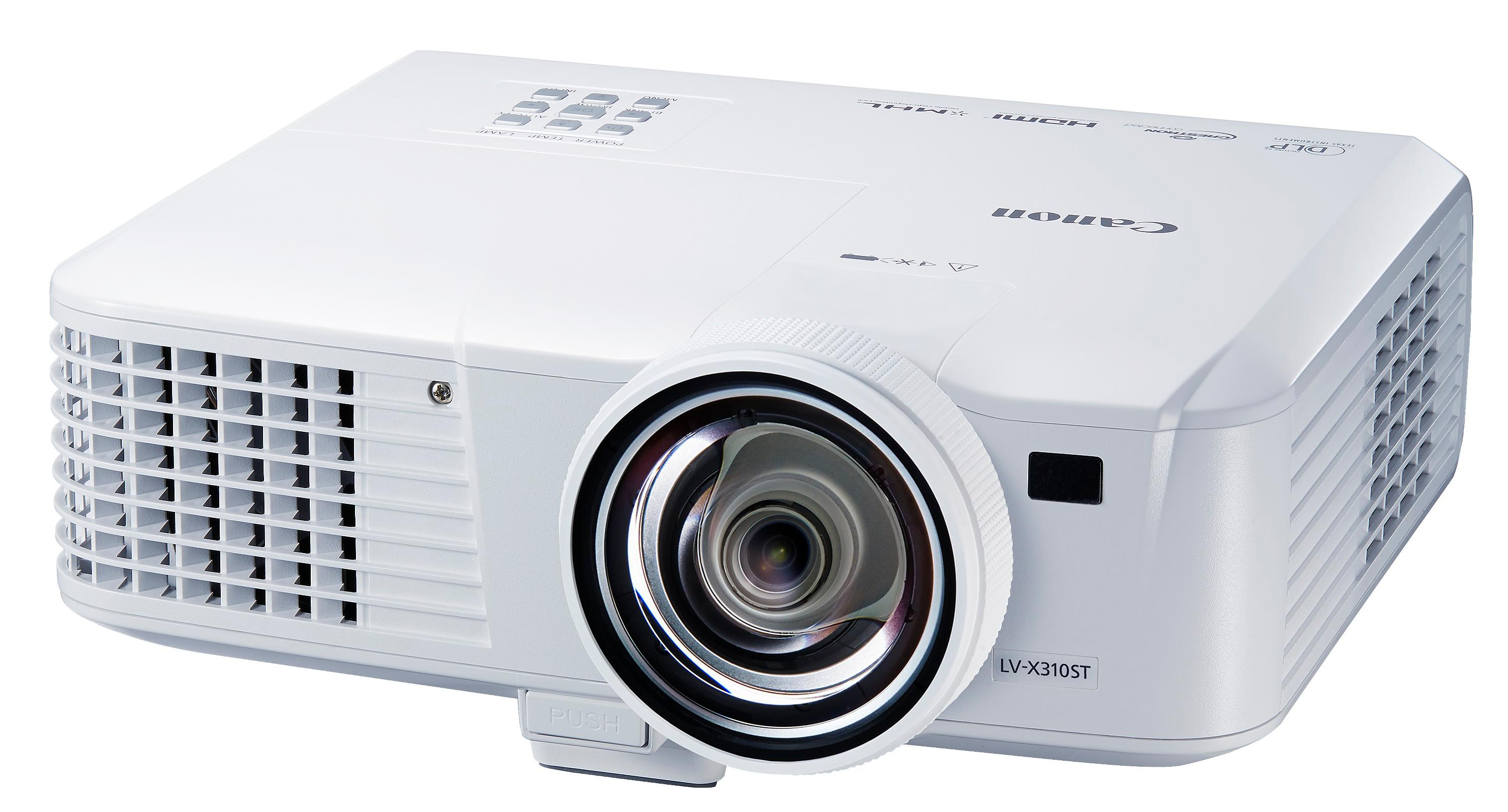 LV-X310ST FSL CyfroweAV wyłączny dystrybutor projektorów Canon