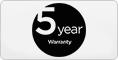 5-year-warranty projektory canon xeed