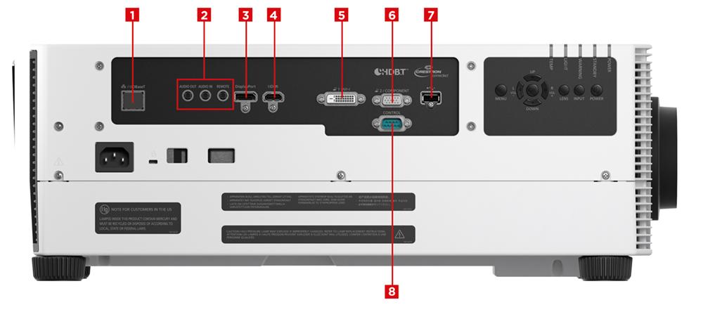 CyfroweAV projektory Canon XEED